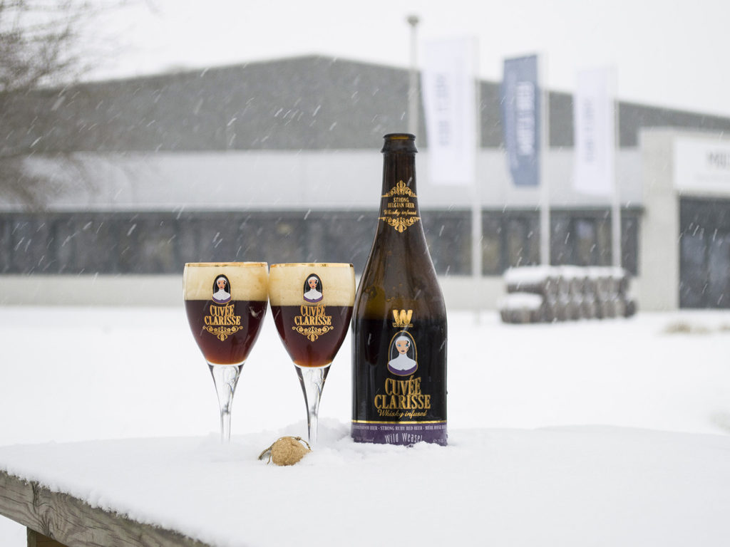 Winter Wonderland met Cuvée Clarisse