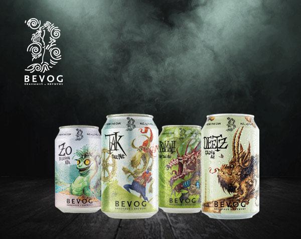 Brauhaus Bevog en Multi Bier