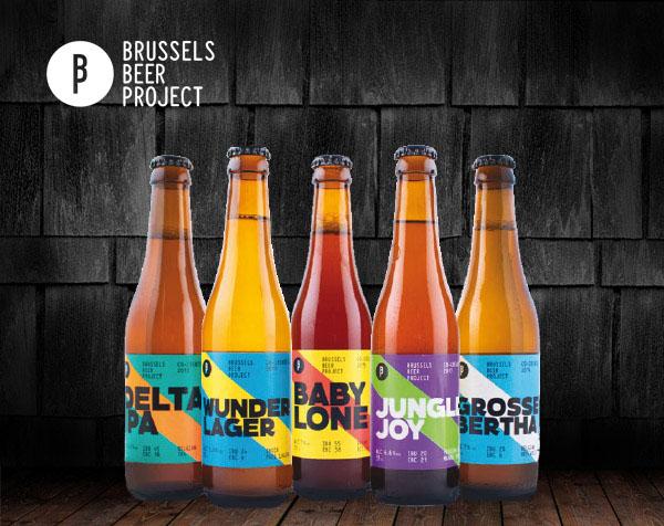Brussels Beer Project en Multi Bier