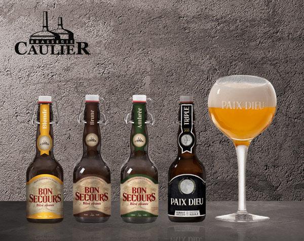 Brasserie Caulier en Multi Bier