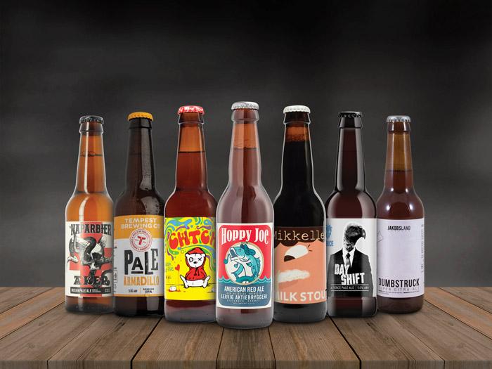 Een ruim aanbod aan internationale craftbieren vind je bij Multi Bier