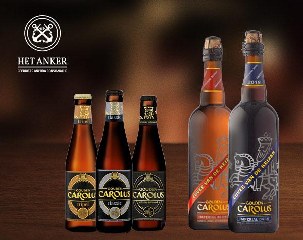 Het Anker en Multi Bier