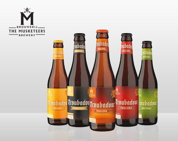 Brouwerij The Musketeers en Multi Bier