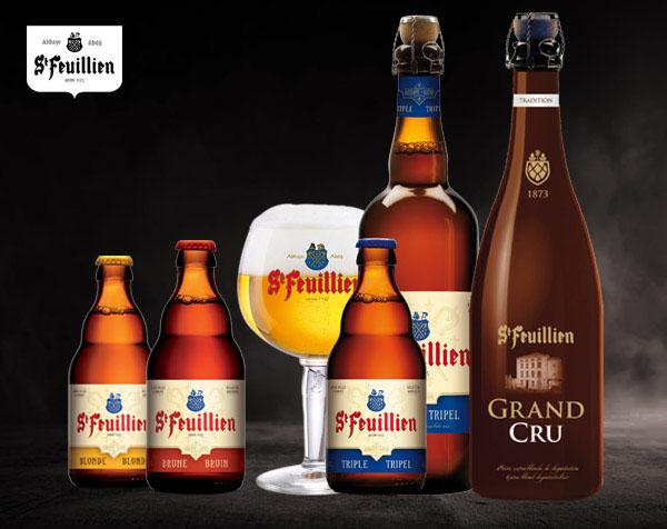 St. Feuillien en Multi Bier