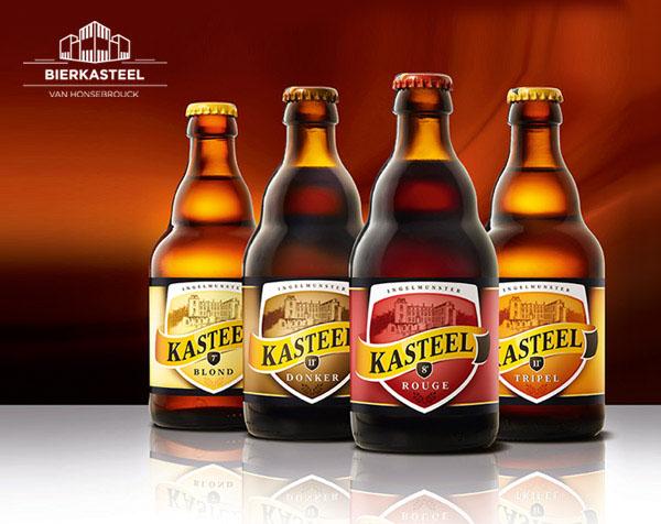 Bierkasteel Van Honsebrouck en Multi Bier