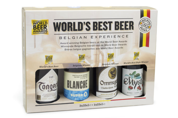 World's Best Beer Giftpack